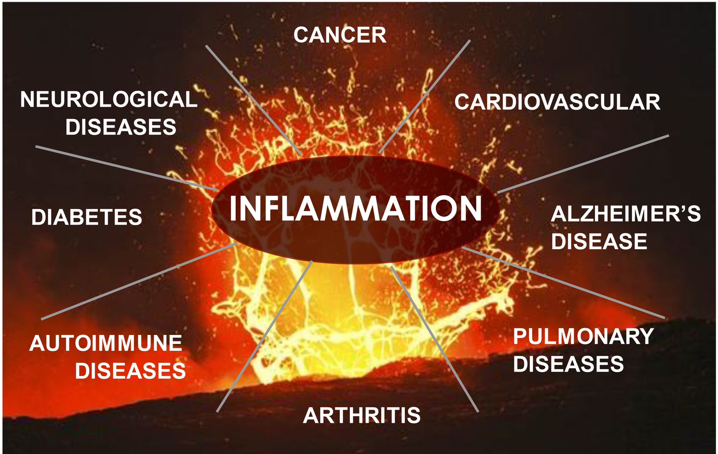 Bad Inflammation & the Stranger that comes with it! (Part1)
